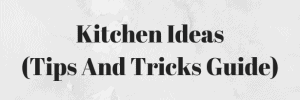 ideas kitchen