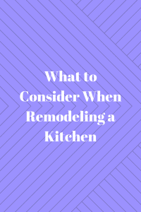 What to Consider When Remodeling a Kitchen more pic.